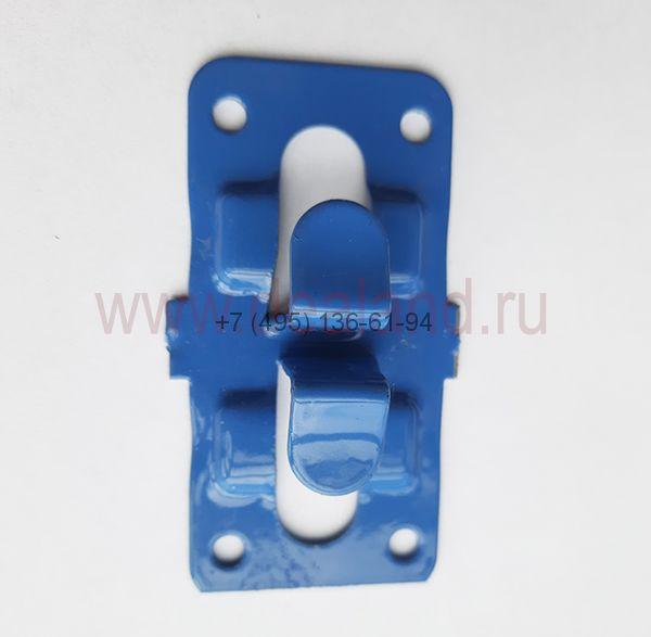 Кляммер для керамогранита 10 мм угловой нерж. (ANSI 430 1,2 мм)