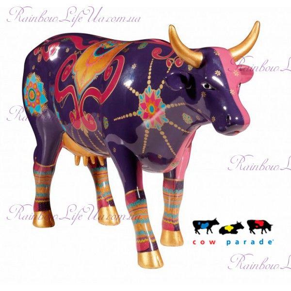 """Коллекционная статуэтка корова """"New Delhi"""", Size L"""