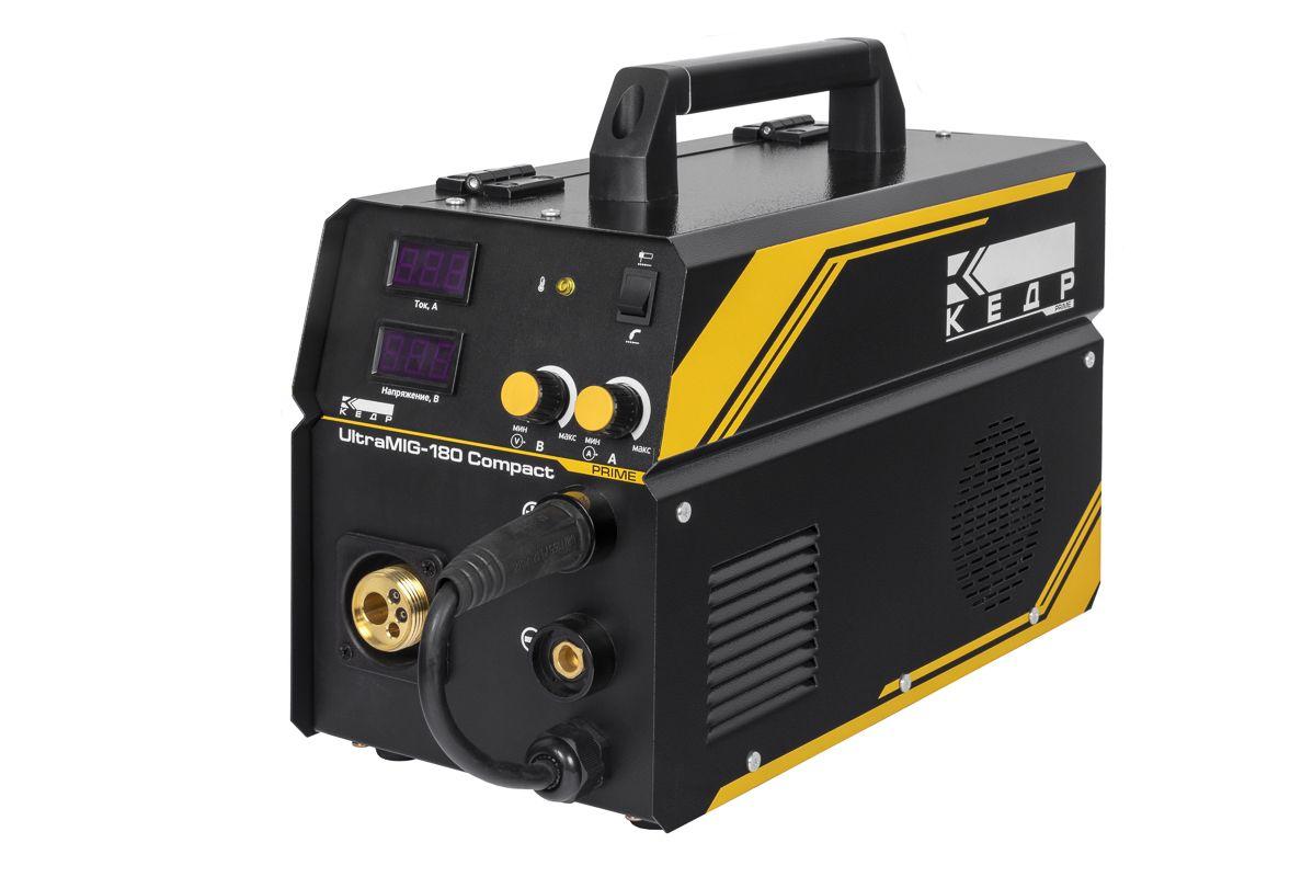 Полуавтомат КЕДР UltraMIG-180 Compact (220В, 40-180А)