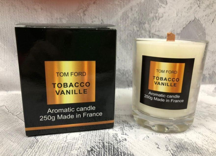 Парфюмерная свеча Tom Ford Tobacco Vanille 250 мл