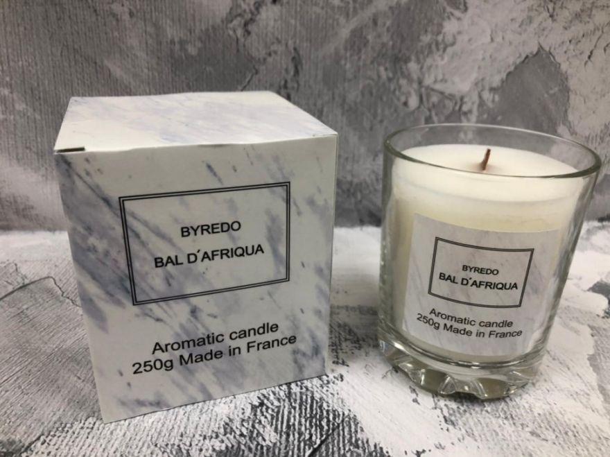 Парфюмерная свеча Byredo Bal d'Afrique 250 мл