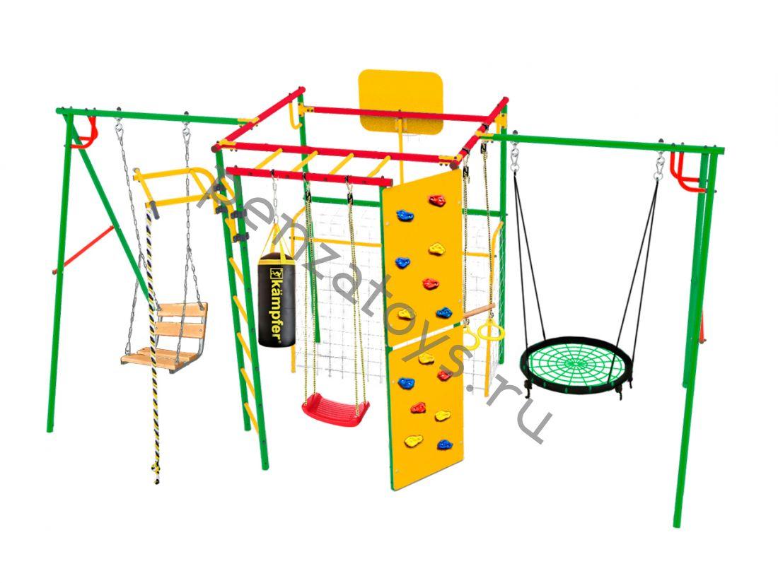Уличный детский спортивный комплекс ДСК Kampfer Monkey Young