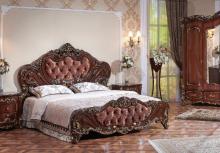 Спальня ЭЛИЗА ЛЮКС 1,6 3-дверный шкаф темный орех