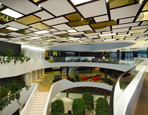 Потолочная плита Optima L Canopy — Square (4) 1200x1200x40