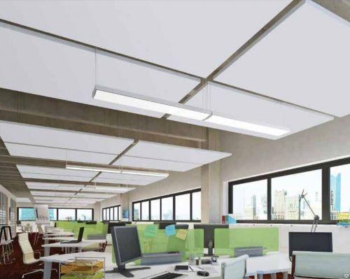 Потолочная плита Optima L Canopy — Large rectangle (4) 2400x1200x40