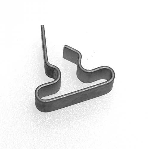 Клипса-фиксатор 20х20х6 мм (в коробке 100 шт)
