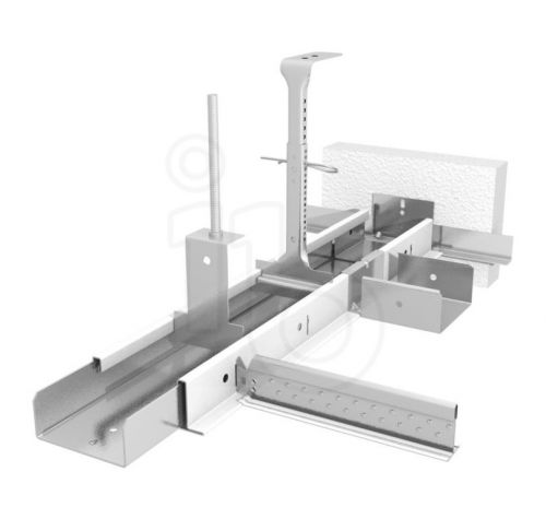 Подвесная система Bandraster 150 мм без прорезей