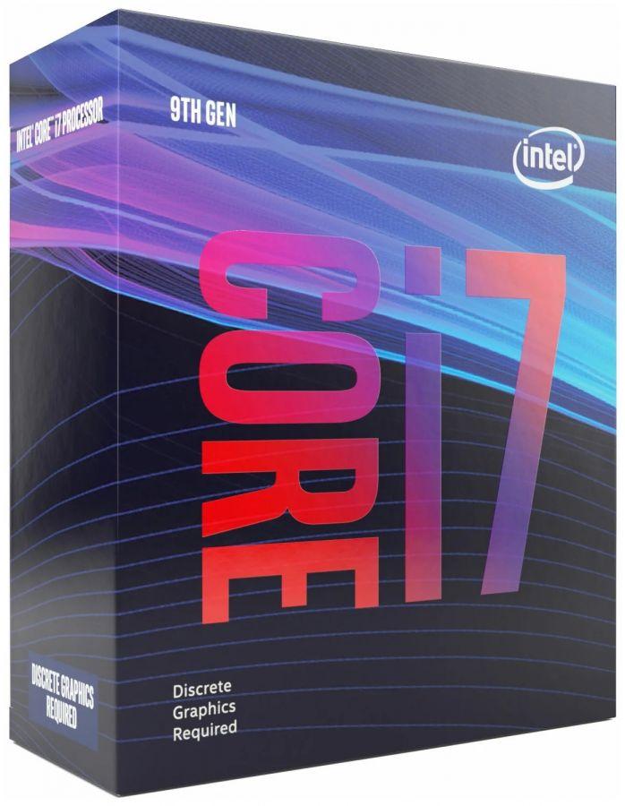 Процессор Intel Core i7-9700F, BOX (bx80684i79700f s rg14)