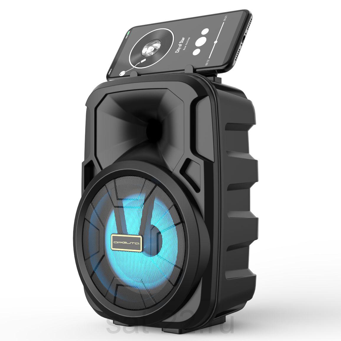 Портативная MP3 колонка OT-SPB110