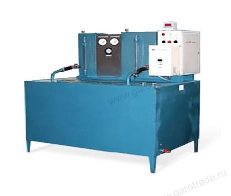 СПМ236У.00 стенд для испытания масляных насосов двигателей