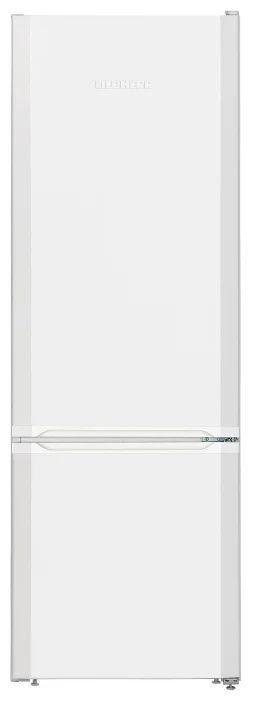 Холодильник Liebherr CU 2831 Белый