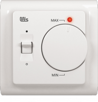 Электронный терморегулятор Warmstad ТР-111 для теплого пола белый