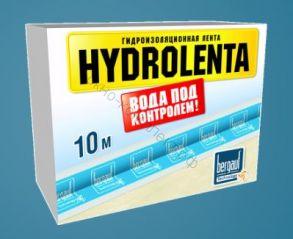 Гидроизоляционная лента  Bergauf HYDROLENTA 10 м