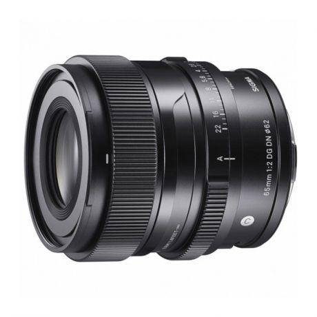 Объектив Sigma AF 65mm F/2.0 DG DN Contemporary Sony E