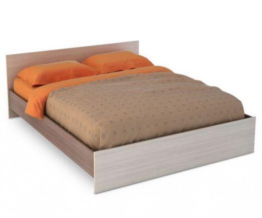 Бася Кровать 1,4 : 1,6 ЛДСП КР 557