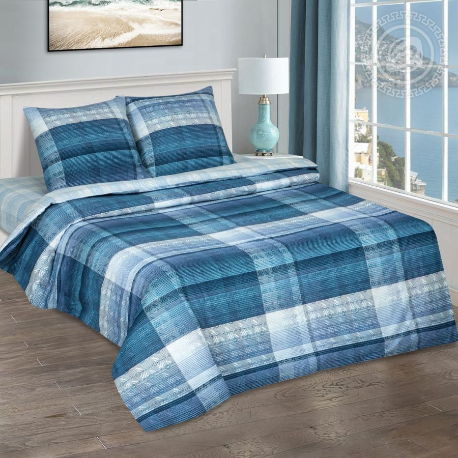 «Енисей» (DE LUXE) постельное белье Поплин