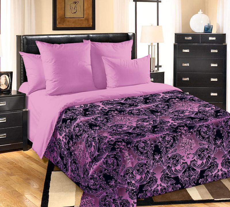 «Калипсо 1» постельное белье Бязь 2-х спальный с евро