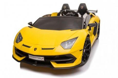 Детский электромобиль Lamborghini Aventador SVJ A111MP