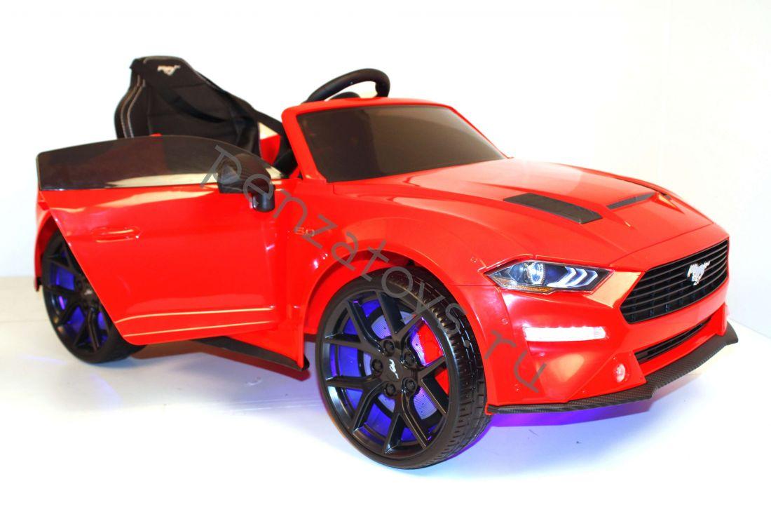 Детский электромобиль Ford Mustang GT A222MP