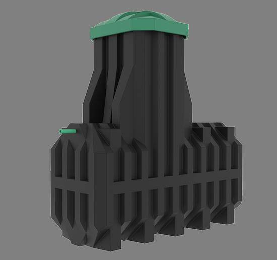 Септик Термит Трансформер 1,5PR