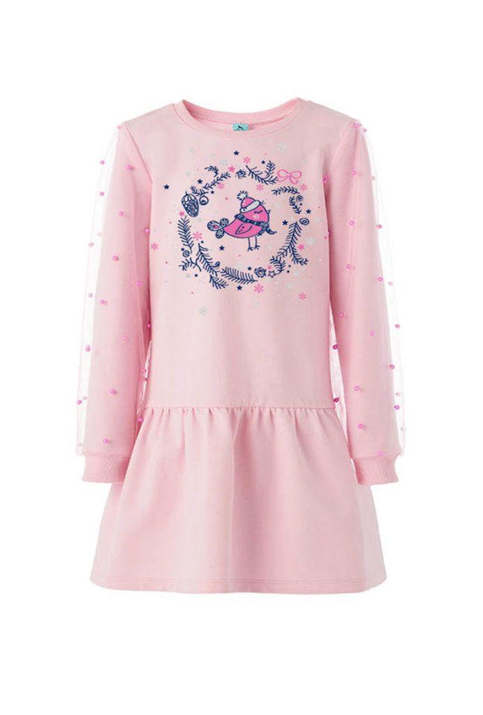 Платье для девочки Зимняя сказка