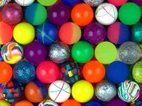 Мяч 25 мм Микс Супер 3,99₽