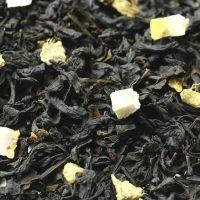 Имбирный черный чай