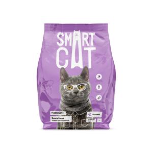Сухой корм для кошек Smart Cat с кроликом 5 кг