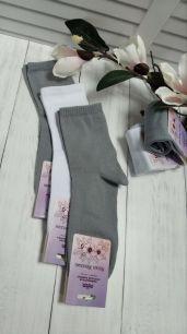 Женские однотонный носки С2188