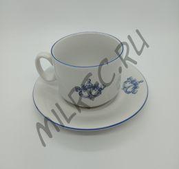 Чайная пара  РКВМФ (реплика)