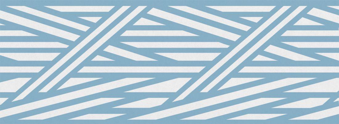 Soft Stripes, Blu