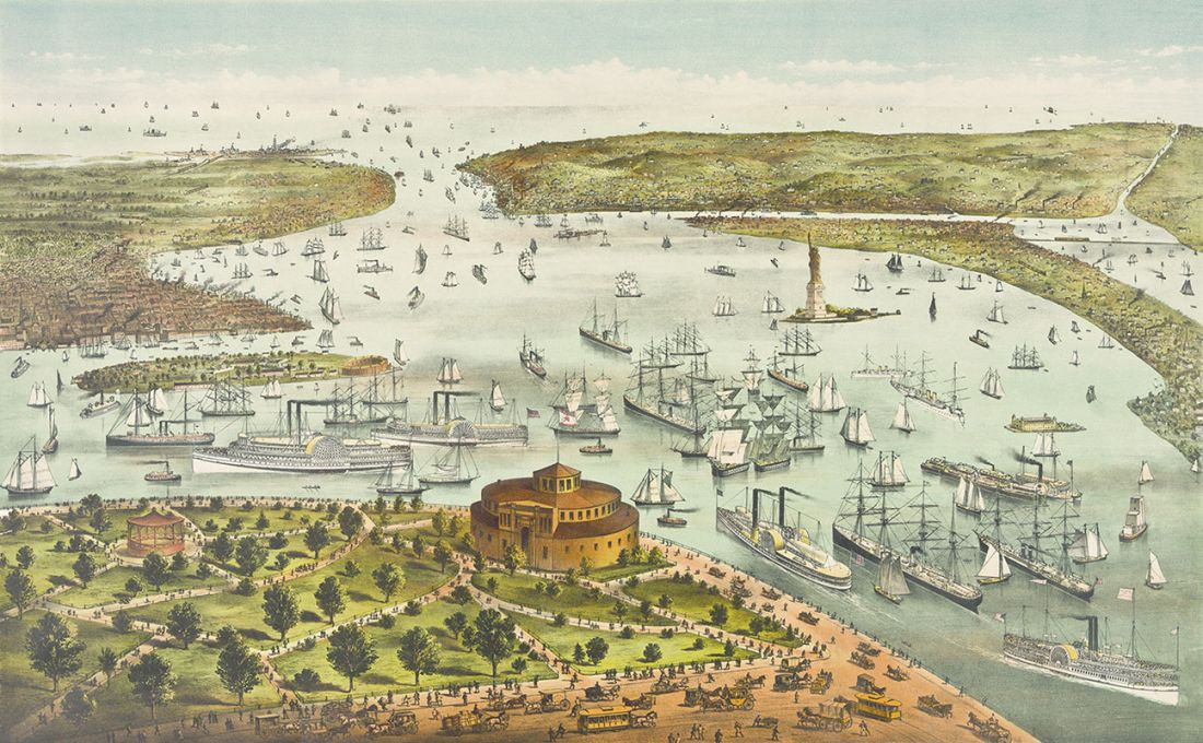 The Port Of NY