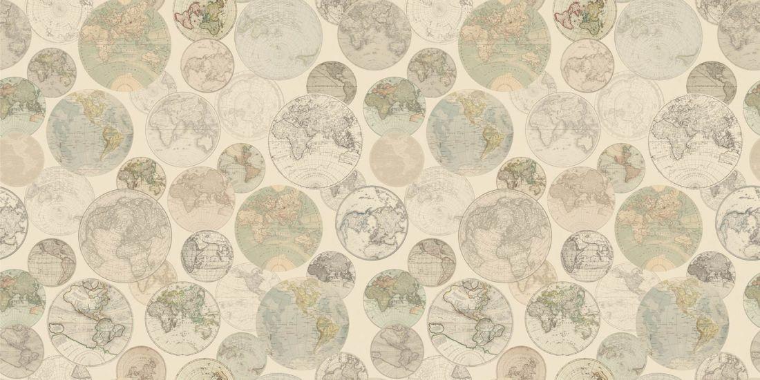 Globes Old