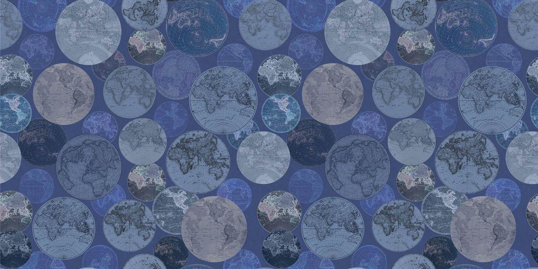 Globes  Blue