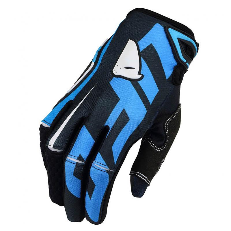 UFO Blaze Glove Black перчатки для мотокросса, черные