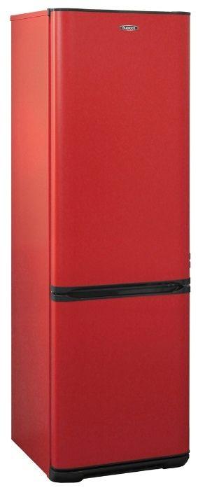 Холодильник Бирюса H633 Красный