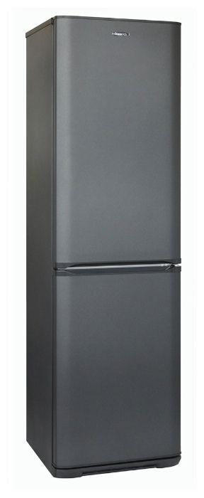 Холодильник Бирюса W649 Матовый графит