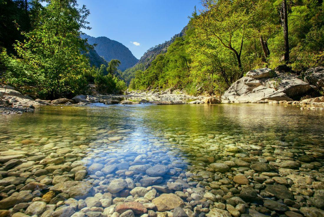 Горная река 1083