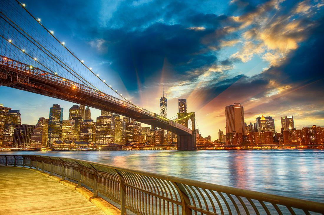 Бруклинский мост 16-021