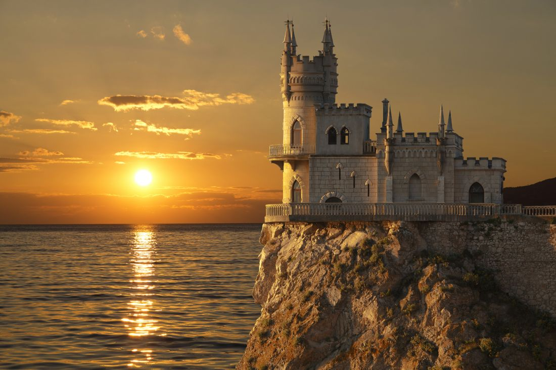 Ласточкино гнездо Крым 22-077