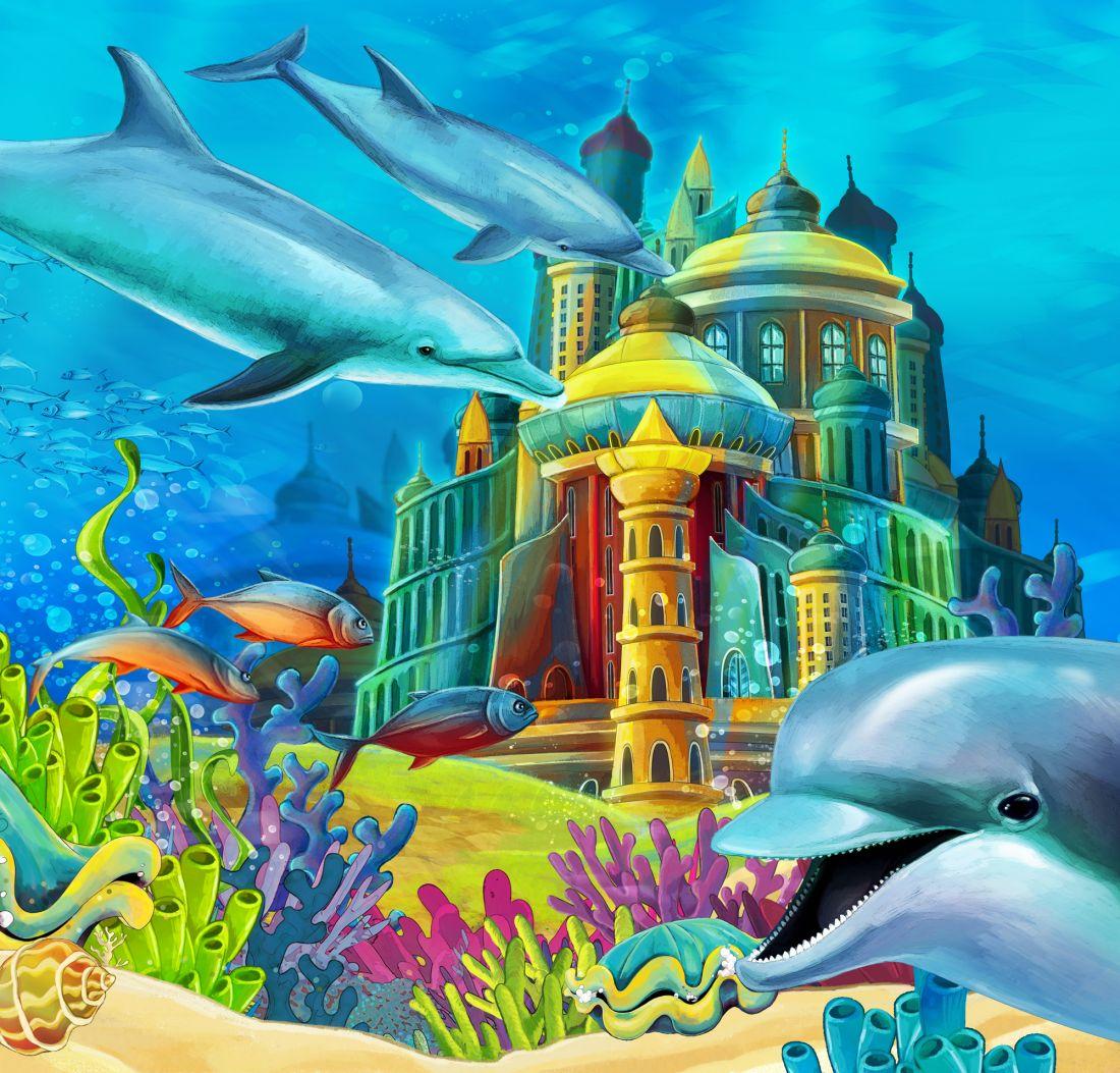 Подводный мир 4-067