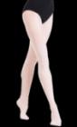 Трико с закрытой стопой TR113 Solo нежно-розовый