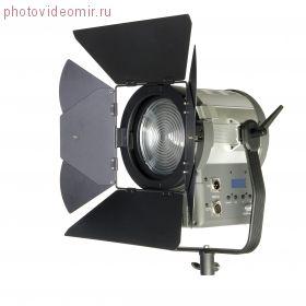Осветитель студийный GreenBean Fresnel 150 LED X3 DMX