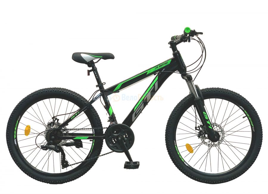 Велосипед подростковый GTI MD200 24 (2021)
