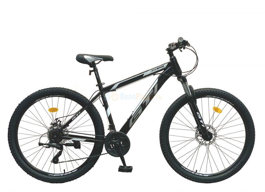 Велосипед горный GTI MD400 27.5 (2021)