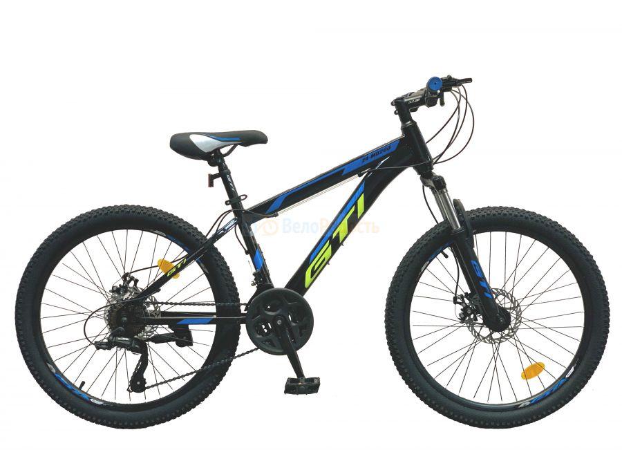 Велосипед подростковый GTI 200 MD 24 (2021)