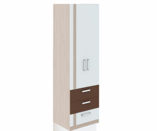Walker модуль 4  Шкаф 2х ств платяной