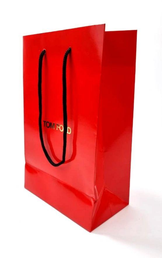 Подарочный пакет Tom Ford  24.5х14.5х14.5