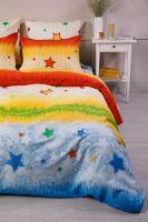 Бязь [в ассортименте] Звездочки постельное белье