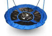 Качели-гнездо BABY-GRAD Круглые Оксфорд 100 см синий